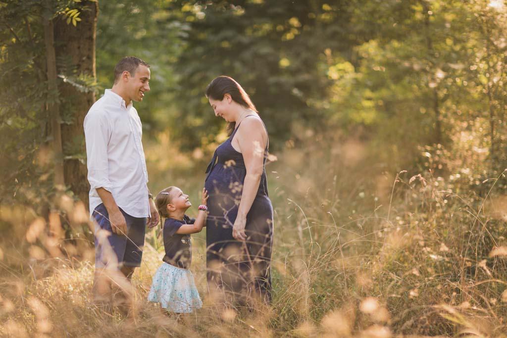 photo grossesse femme enceinte famille