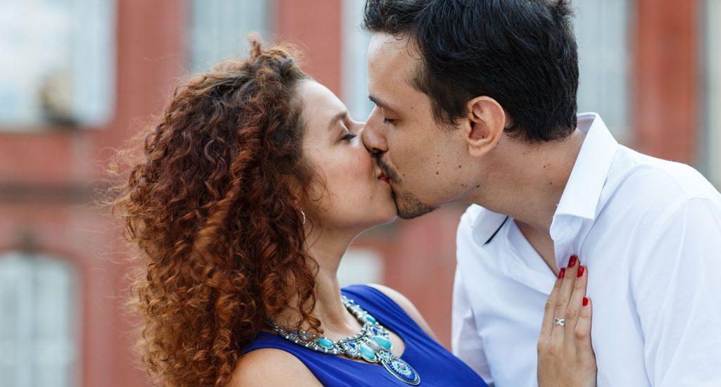 photographe seance couple engagement toulouse