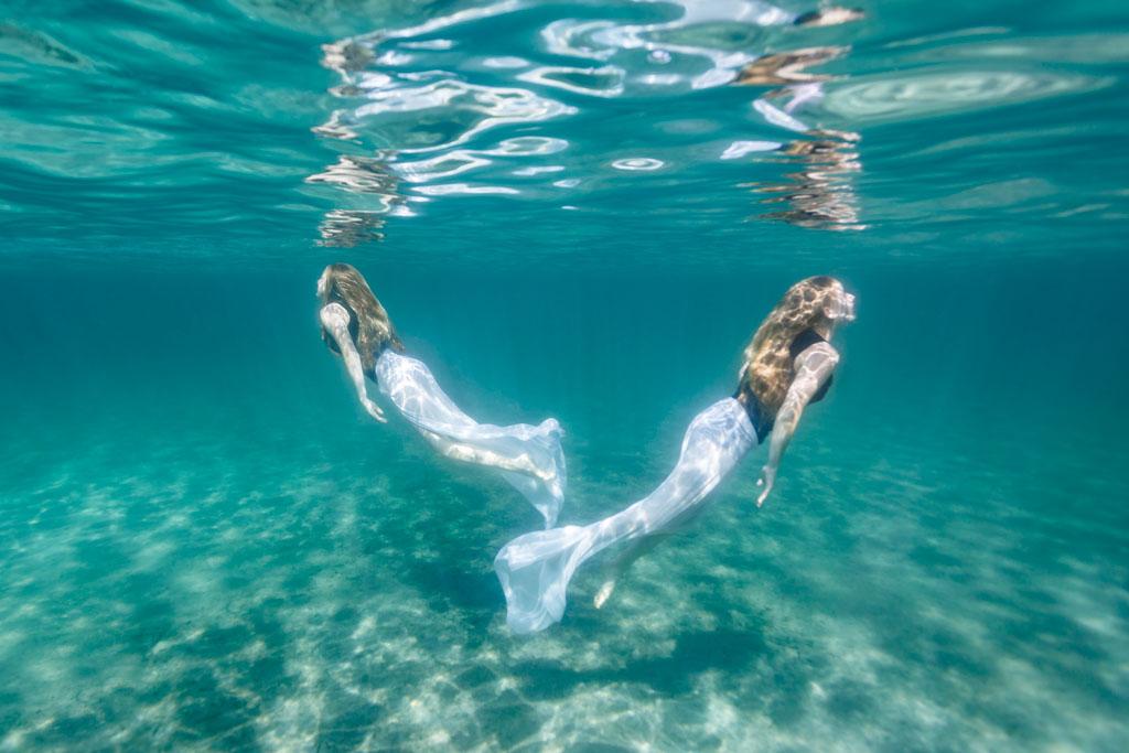 Photographe sous eau sous marine subaquatique underwater Toulouse