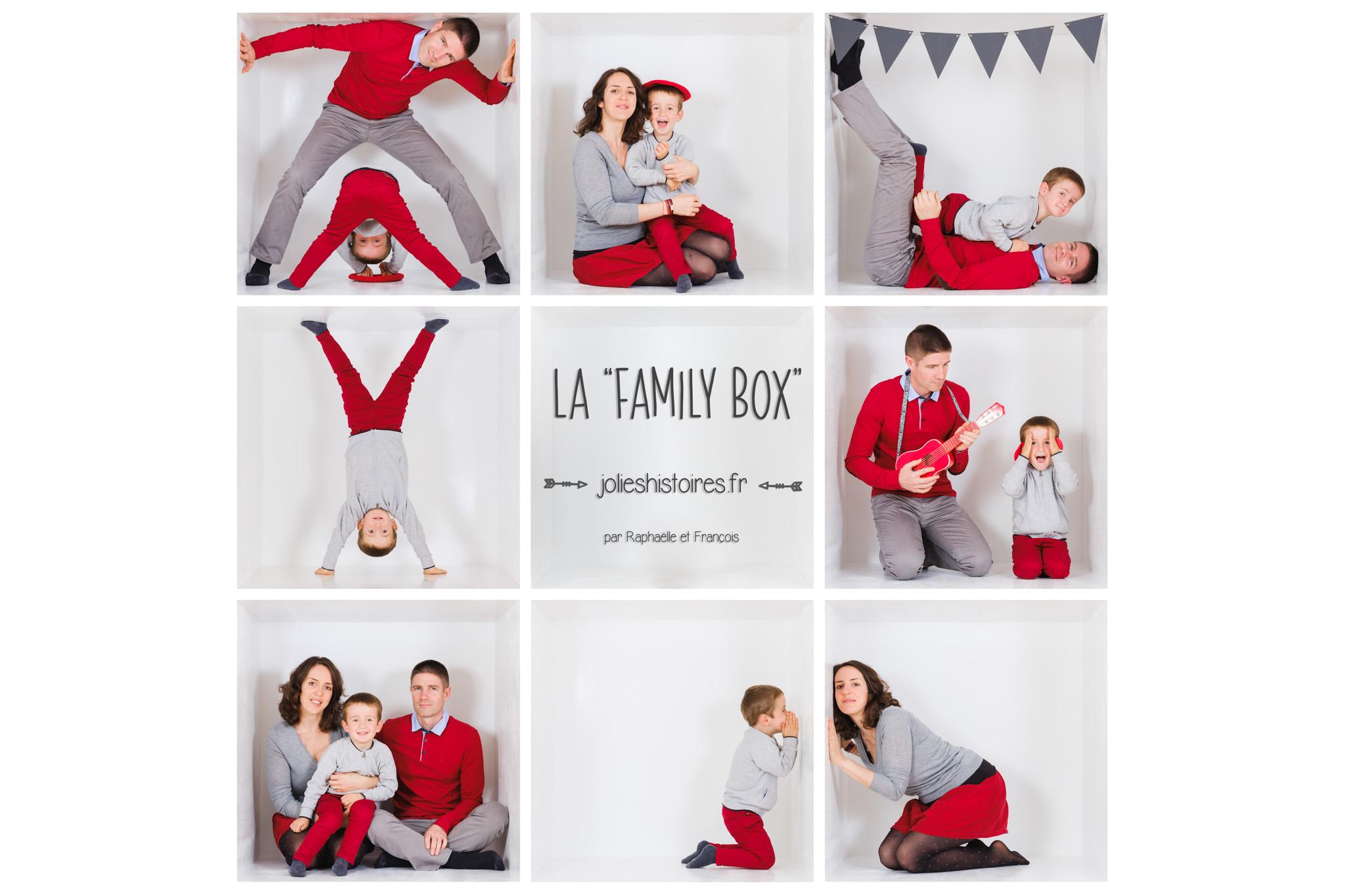 photo family box boite toulouse