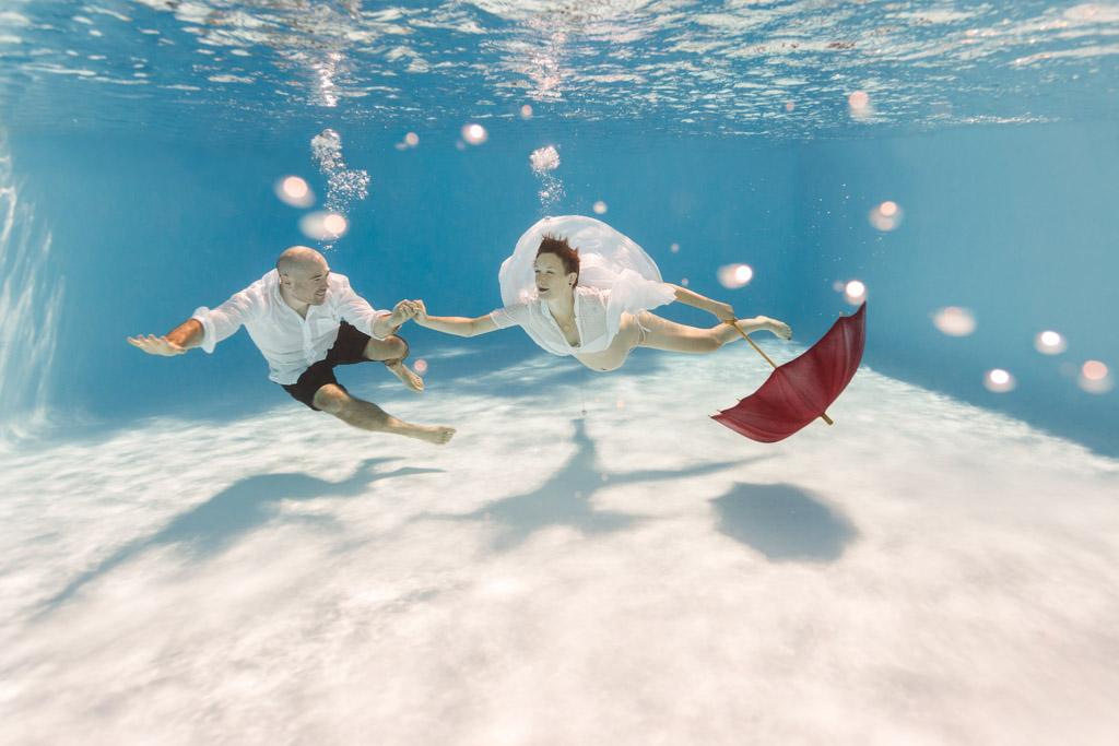 shooting underwater sous l'eau Toulouse