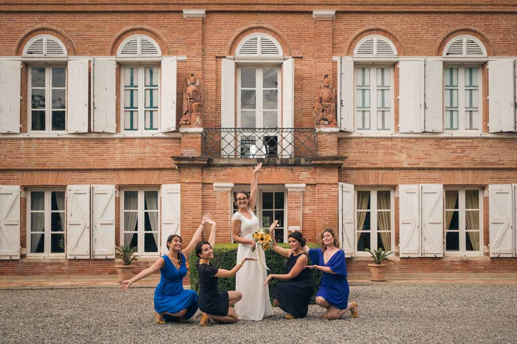 photographe mariage toulouse champetre 65