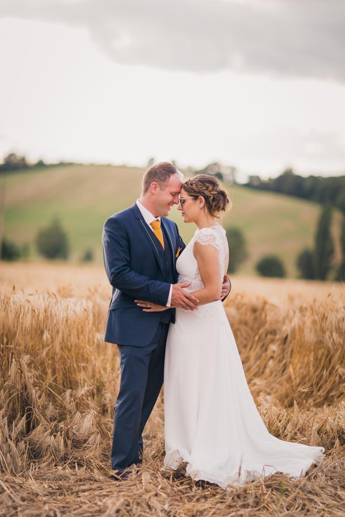 photographe mariage toulouse champetre