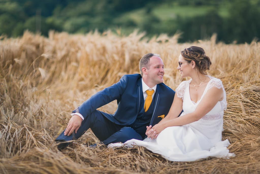 Mariage au Capitole et au Domaine de Ronsac