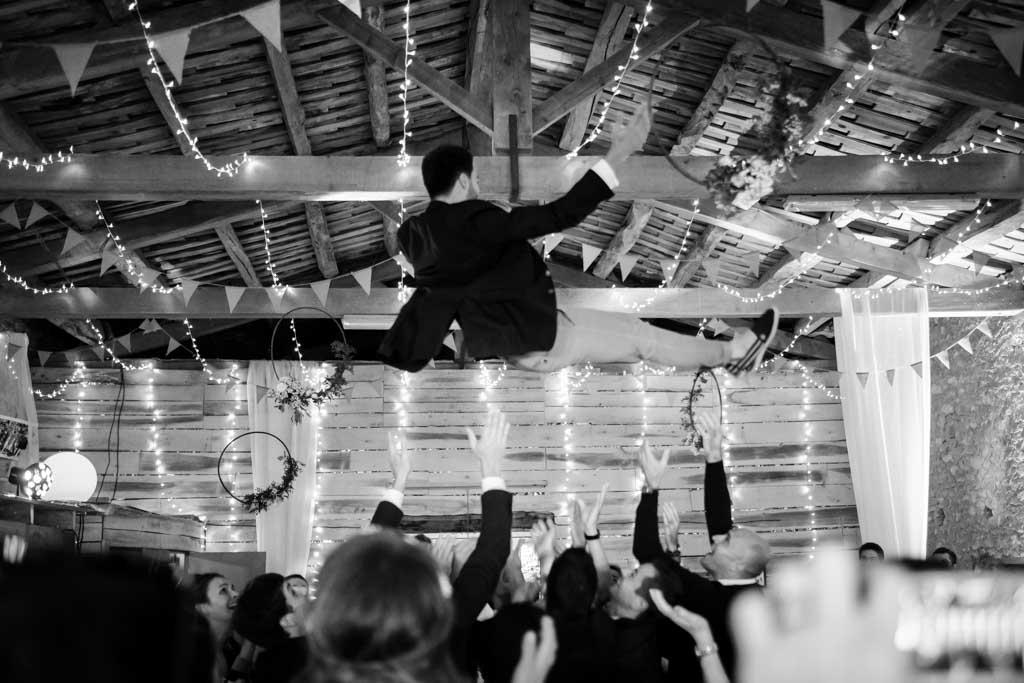 reportage soirée photo mariage toulouse