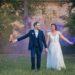 Photo originale mariage toulouse fumigène